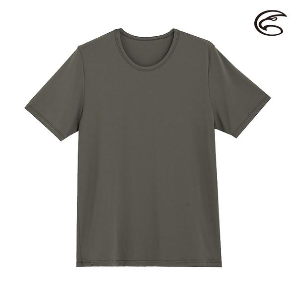 ADISI 男TACTEL短袖快乾排汗圓領內衣AL2011082 (S-2XL) / 城市綠洲 (親膚速乾、排汗內衣、彈性柔軟)