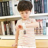 男童夏裝t恤2018新款兒童夏季短袖上衣棉質半袖體恤正韓童裝潮 萬聖節