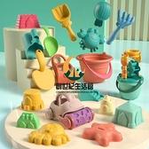 兒童戶外沙灘玩具戲水玩具挖沙玩具寶寶洗澡戲水玩具沙灘玩具【創世紀生活館】