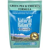 【寵物王國】Natural Balance-NB低敏無穀青豌豆雞肉全貓配方5磅