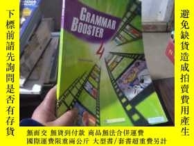 二手書博民逛書店Grammar罕見Booster 4Y15389 Zaphiro