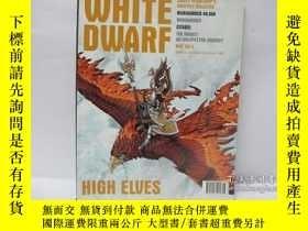 二手書博民逛書店white罕見dwarf :high elvesY22565 I