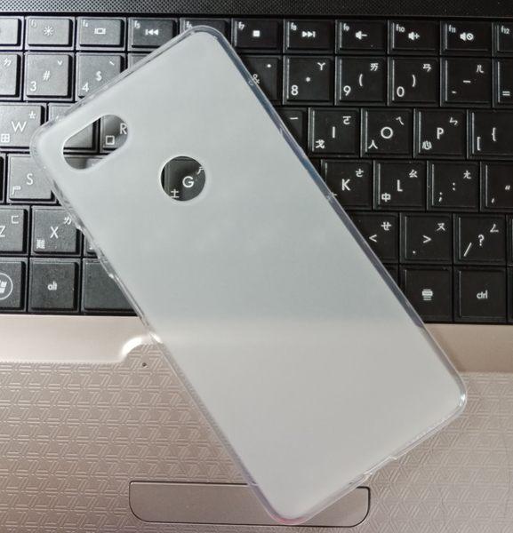 【台灣優購】全新 Google Pixel 3 XL 專用保護軟套 清水套 手機套 / 透明白