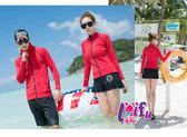 來福妹外套,V285泳衣強夏情侶長袖外套可內搭泳衣正品,單女外套售價599元