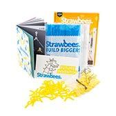 Strawbees創意吸管指定系列85折!