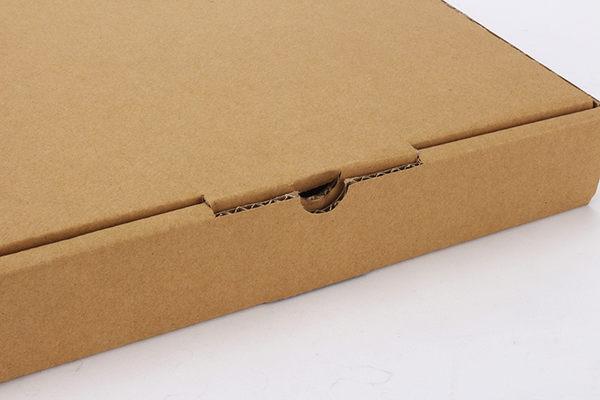 披薩盒(7吋) 素面無印刷 pizza盒 潮T服飾包裝盒 (50入裝)