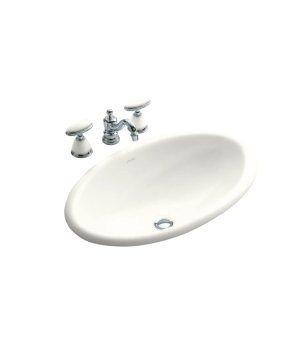 【麗室衛浴】美國廠 KOHLER  Garland 浮雕藝術檯面盆 K-14156-0