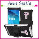 Asus ZenFone Selfie ZD551KL 輪胎紋手機殼 全包邊背蓋 矽膠保護殼 支架保護套 PC+TPU手機套