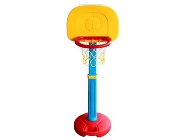 籃球架 球架幼兒園新款加厚塑料室內外兒童籃球架 戶外可升降投籃架球 ATF koko時裝店