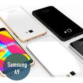 SAMSUNG 三星 A9 金屬邊框+鋼化玻璃背板 金屬框 保護殼 金屬殼 手機殼 金屬手機殼