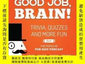 二手書博民逛書店Good罕見Job, Brain!Y410016 Karen Chu Colin F... Ulysses P