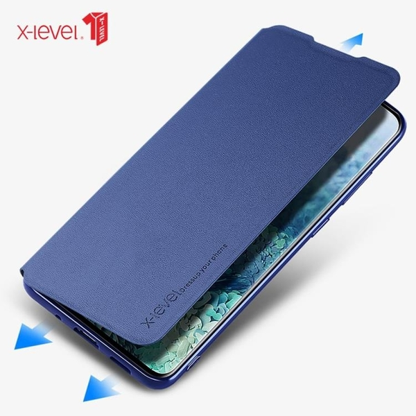 X-level 三星 A31 A51 A71 4G 5G A41 M51 S20 Ultra S20 手機掀蓋保護殼套