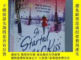 二手書博民逛書店It罕見started with a kissY85718 Mi
