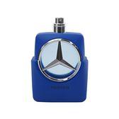 Mercedes-Benz 紳藍爵士男性淡香水(tester)100ml【小三美日】空運禁送