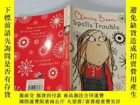 二手書博民逛書店Spells罕見Trouble:帶來麻煩Y200392