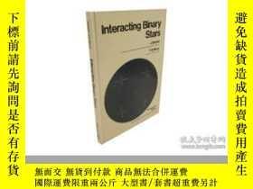 二手書博民逛書店Interacting罕見Binary StarsY361738