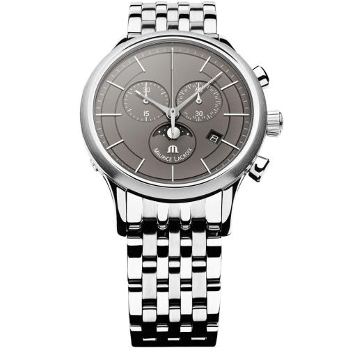 Maurice Lacroix 艾美 流線計時時尚腕錶/LC1148-SS002-830