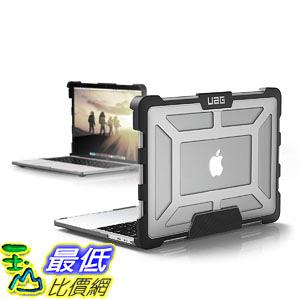 [8美國直購] 電腦保護殼 UAG MacBook Pro 13-inch (4th Gen, 2016-2018) Feather-Light Rugged [Ice] Military Drop