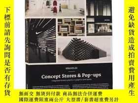 二手書博民逛書店Brandlife:罕見Concept Stores Pop-U