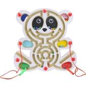 磁性立體迷宮玩具兒童寶寶男女孩4-6歲智力開發益智運筆走珠