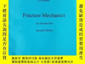二手書博民逛書店Fracture罕見Mechanics(Second Editi