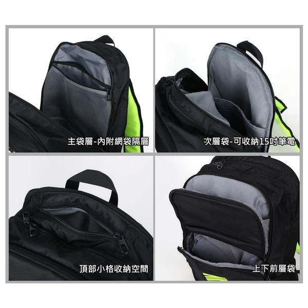 NIKE 大型氣墊背帶後背包(訓練 肩背包 雙肩包 旅行包 筆電包 15吋筆電 免運 ≡排汗專家≡