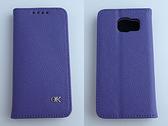 Samsung GALAXY S6(SM-G9208) 真皮 手機保護皮套 荔枝紋新款 內TPU軟殼全包