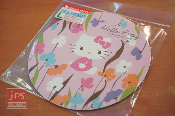 Hello Kitty 環保木製隔熱墊 (大) 花花