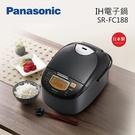 【24期0利率】Panasonic 國際牌 10人份 IH電子鍋 SR-FC188 公司貨