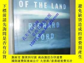 二手書博民逛書店The罕見Lay of the Land15975 by Ric