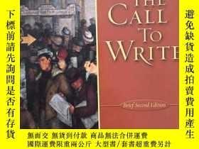 二手書博民逛書店The罕見Call to WriteY314621 John T
