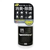 車之嚴選 cars_go 汽車用品【K-15】日本PROSTAFF 除菌消臭劑噴罐 無香300ml