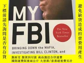 二手書博民逛書店My罕見FBI :Bring down the Mafia,In