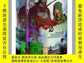二手書博民逛書店The罕見Banner Saga 2 - Collector s