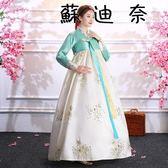 韓國古裝傳統韓服女宮廷禮服改良 SDN-4856