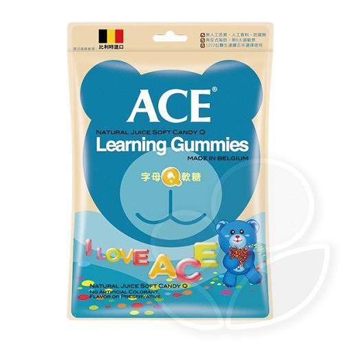 ACE 字母Q軟糖48g【佳兒園婦幼館】