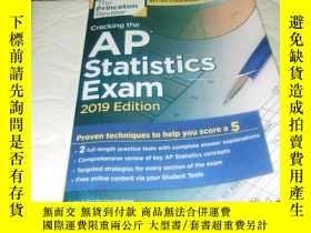 二手書博民逛書店Cracking罕見the AP Statistics Exam
