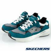 【SKECHERS】 男款運動系列 MERIDIAN - 52952TEAL
