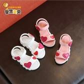 女童涼鞋2020夏季新款兒童韓版公主鞋中大童鞋小女孩寶寶涼拖鞋潮