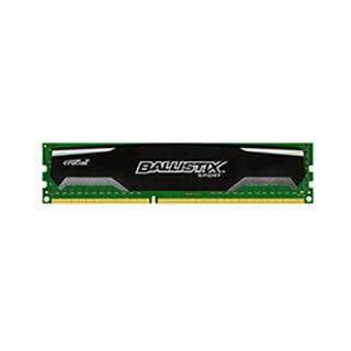 【美國代購】Micron Ballistix DDR3 1600 8G超頻記憶體