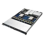 華碩 RS700-E9-RS4 1U雙CPU伺服器【Intel Xeon Silver 4210R / 16GB DDR4 / 800W 80+*2顆 / 三年5*8 / ASMB9-Ikvm】