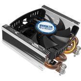 超頻三冷鋒S815A CPU散熱器 AMD智能溫控 4熱管靜音CPU風扇【韓衣舍】