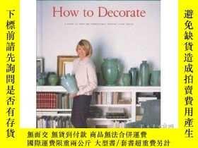 二手書博民逛書店How罕見to Decorate: A Guide to Cre