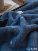 毛絨毯子床單人珊瑚毛毯法蘭絨冬季加厚保暖被子鋪床加絨學生宿舍 JY15308【Pink中大尺碼】