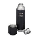 [Klean Kanteen] 不鏽鋼保溫瓶 1L 消光黑 (KTKPRO-SB 1L)