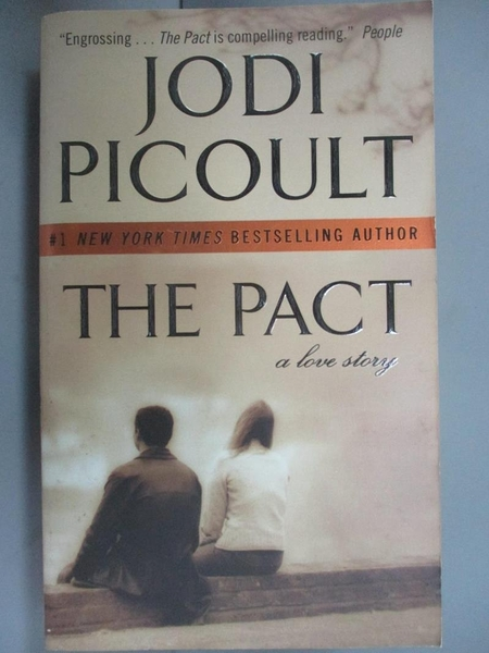 【書寶二手書T1/原文小說_OHE】The Pact: A Love Story_Picoult, Jodi