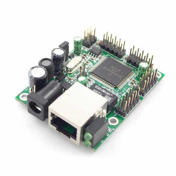 Denkovi Assembly Electronics Ltd DAEnetIP2 Autonomic Network Device, Android & iOS app [2美國直購]