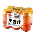 崇德發減糖黑麥汁(罐)330ml*6入/...