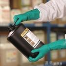 防化手套安思爾58-335丁腈橡膠防化手套柴油防滑煤油工業防油防腐蝕耐酸堿 快速出貨