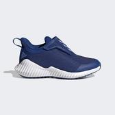 ADIDAS FortaRun AC K [G27166] 中童鞋 運動 慢跑 休閒 緩震 舒適 透氣 愛迪達 藍白